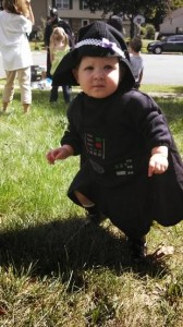 Cutest Lord of the Sith ever!