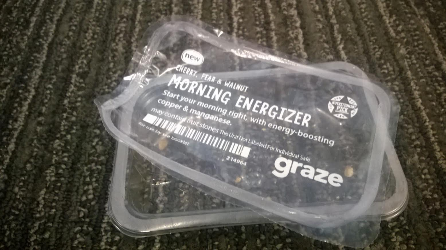 Graze: Morning Energizer