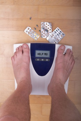 Stepping on the scale ain't fun!