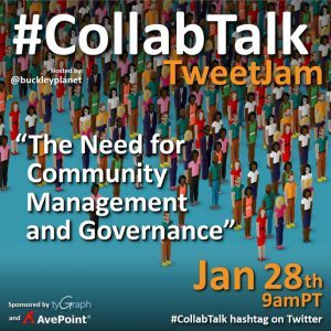 #CollabTalk TweetJam January 2021