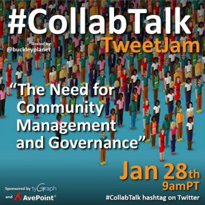 #CollabTalk TweetJam January 2021