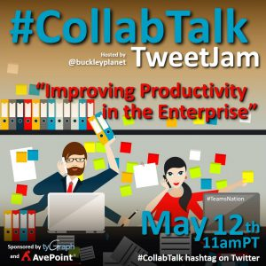 #CollabTalk #TweetJam May 2021